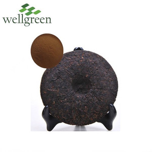Top quality best price natural instant puer tea extract powder