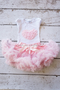 Persnickety Fluffy Tutu Skirt For Girls Adorable Baby Girls