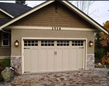 China supplier high quality cheap side hinged steel garage door