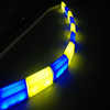 good price led light parking plastic paving kerbstone road side curb kerb stone