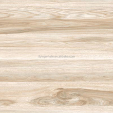 wooden polished glazed tile zibo floor tiles