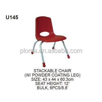 Ordinaire KIDS STACKABLE CHAIR 12u0026quot; / FUNITURE