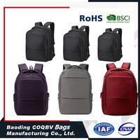 COQBV wholesale custom soft backpack laptop