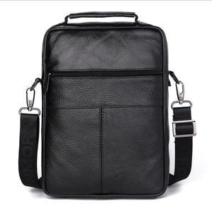 4a81aa2ebf 2018 New Models Brands Genuine Leather Man Bag Business Travel Handbag Tote  Bag