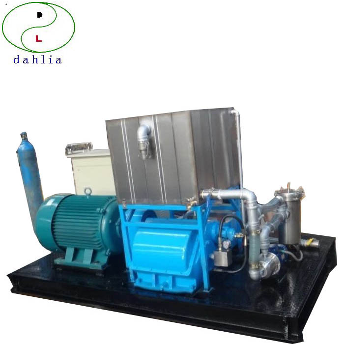 Oil Field Industrial pipeline Washing Machine for sale in middle East