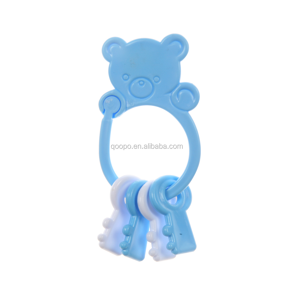 Cheap China Imports Children's Product Plastic Baby Rattle Toy