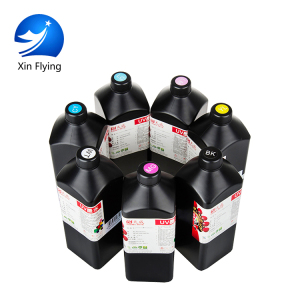 China Factory Supplier 1000ml/pc UV Printing Ink/UV Fluorescent Security Ink For Inkjet Printer