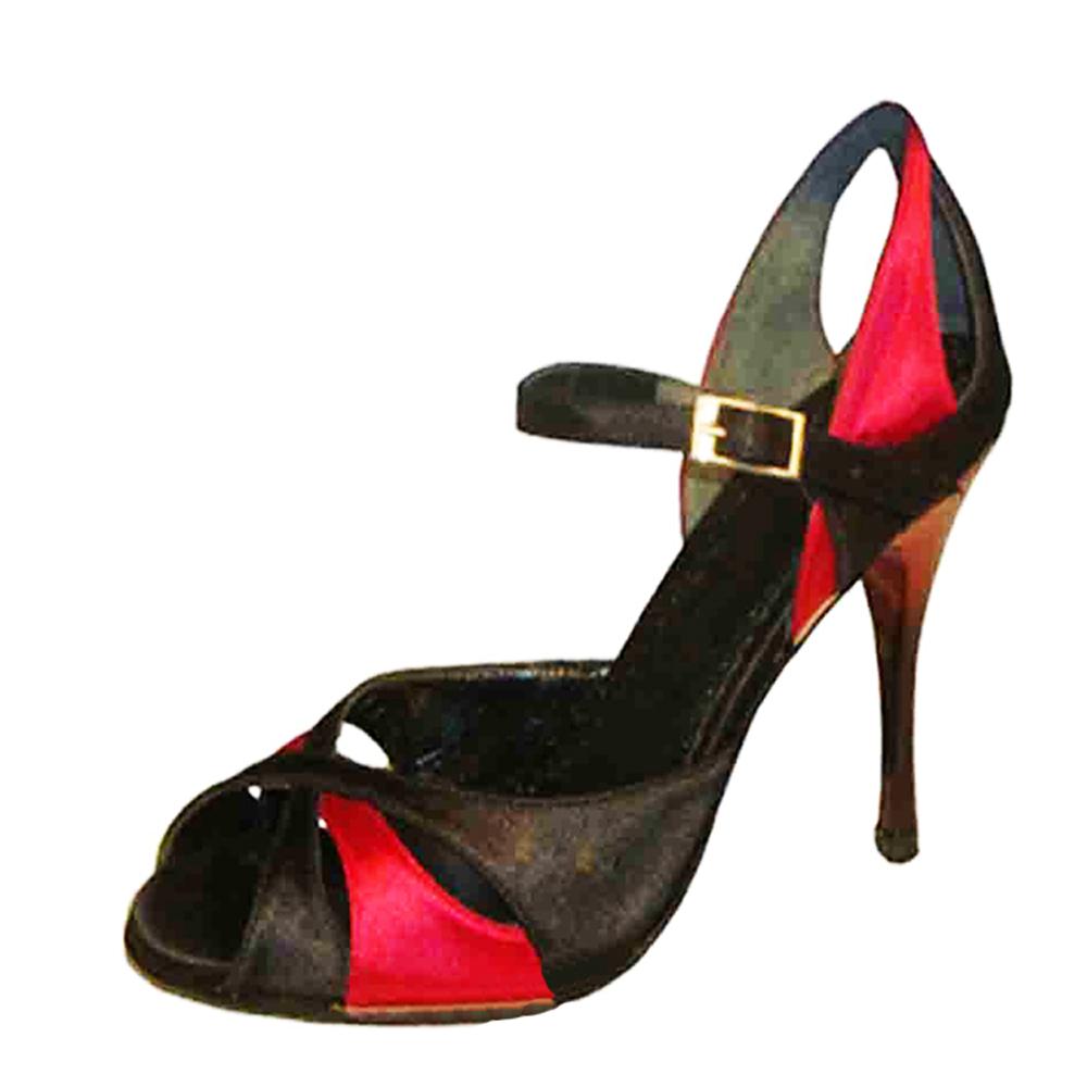 How High Tango Dancing Shoes