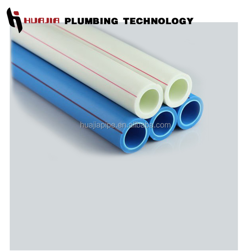 JH0733 plastic pipe sizes food grade plastic pipe polypropylene plastic pipe
