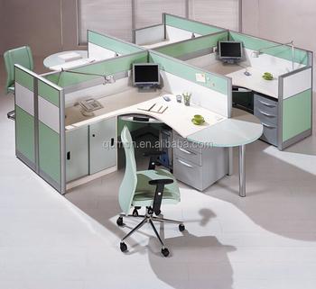 China Manufacturer Best Selling Modular Panel Furniture Office