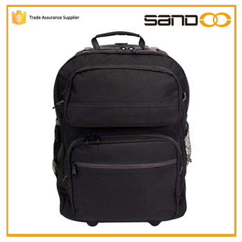 17 Inch Rolling Laptop Backpack Rolling Backpack Buy