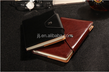 Factory customized advertising PU notepad imitation leather high-grade soft copies