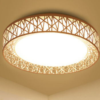 Modern Simple Fancy Round Bird Nest Led Ceiling Light Fixtures Lamp Product On Alibaba