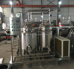 Small Milk Processing Plant For New-Set Business In 20Ft Container