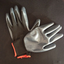 cheap nitrile coated gloves manufacturer
