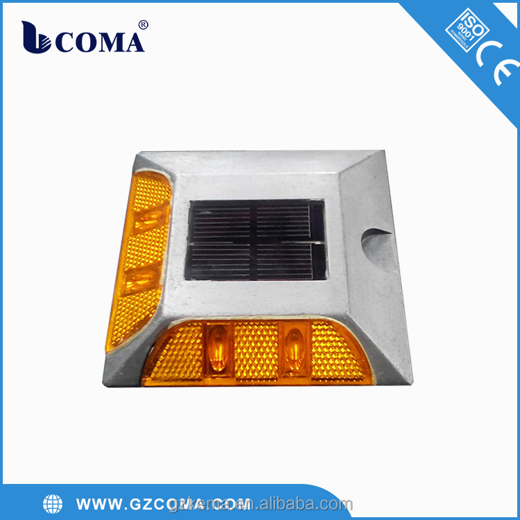 High Brightness Solar LED Wired Road Studs