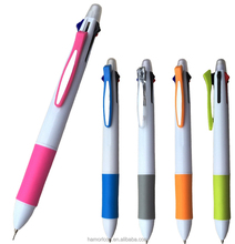 4 in 1 ballpoint multifunction pen and pencil