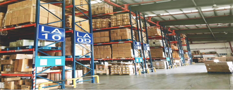 china warehousing service
