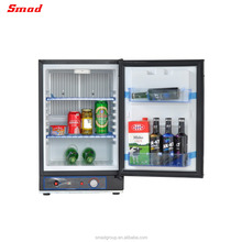 Compact Lpg gas camping mini fridge ,Noiseless absorption refrigerator