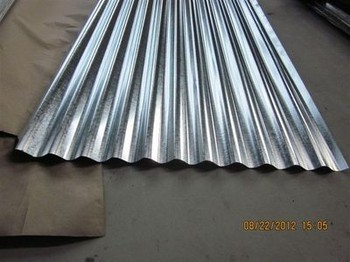 Non Asbestos Fiber Cement Corrugated Roofing Sheet