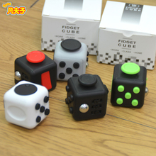 top selling stress reliever toys desk toy fidget cube for child and adult