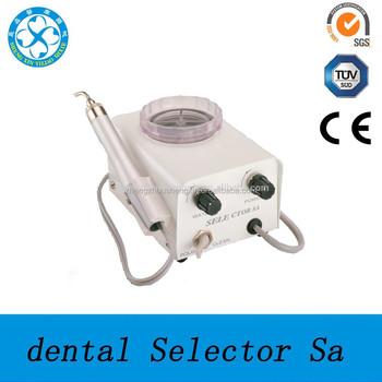 clean teeth machine