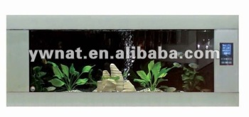 2013 New Touch Screen Computer Automated Wall Mounted Aquarium ...