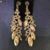 African earrings rhinestones designs new model earrings for women