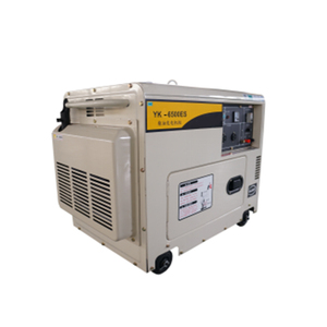 Factory Direct Cheap PRICE Single Cylinder Small Portable Power 3kw Silent Generator