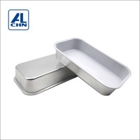 Disposable Aluminum Foil Pans Food Storage Containers With Lids