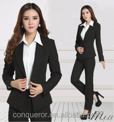 Made to Measure women Suit 100% wool made in China KR1001