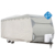 Deluxe non woven waterproof travel trailer RV cover
