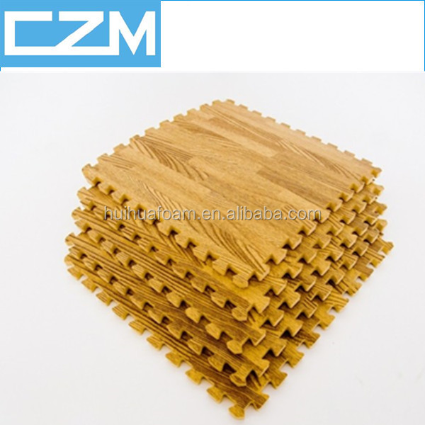 eva foam wood grain floor mat eva foam wood grain floor mat suppliers and at alibabacom