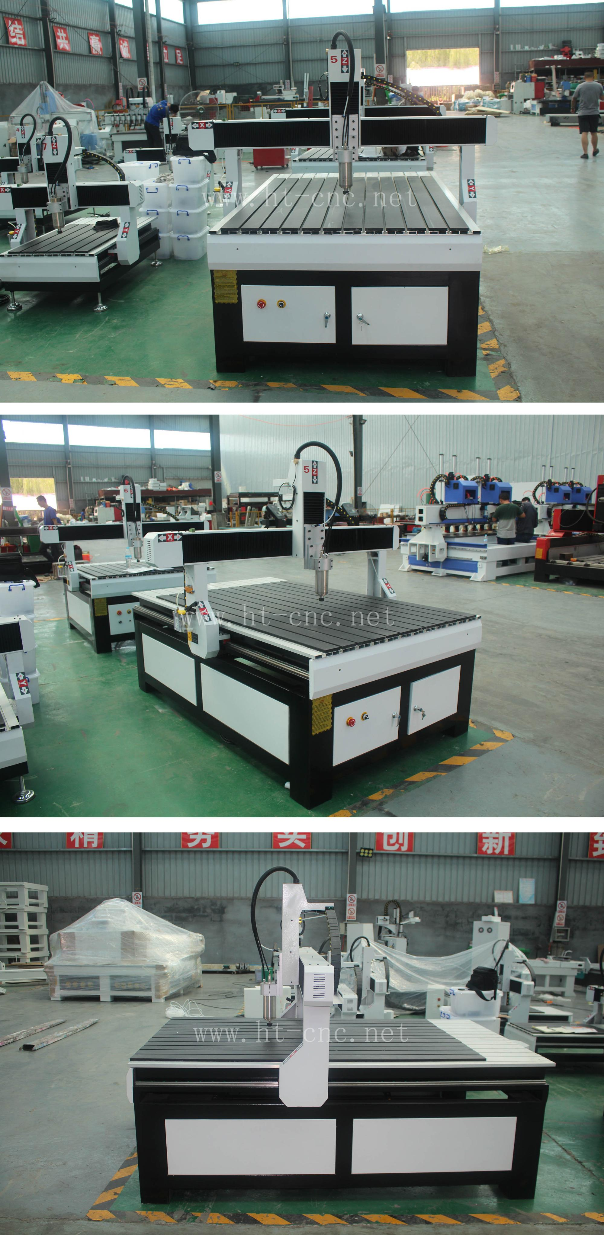120*180cm router engraving machine 1200*1800mm for furniture carving