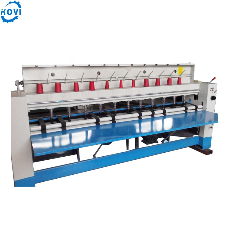 Hoge Snelheid 9 naalden multi naald Marrress quilt Quilten Naaimachine