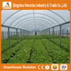 Heracles Multi-span low cost agricultural greenhouse