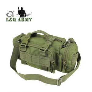 Tactical Small Duffel Bag Molle Hunting Pack pouch