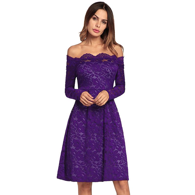 Venta al por mayor vestidos a la rodilla de fiesta-Compre online los ...