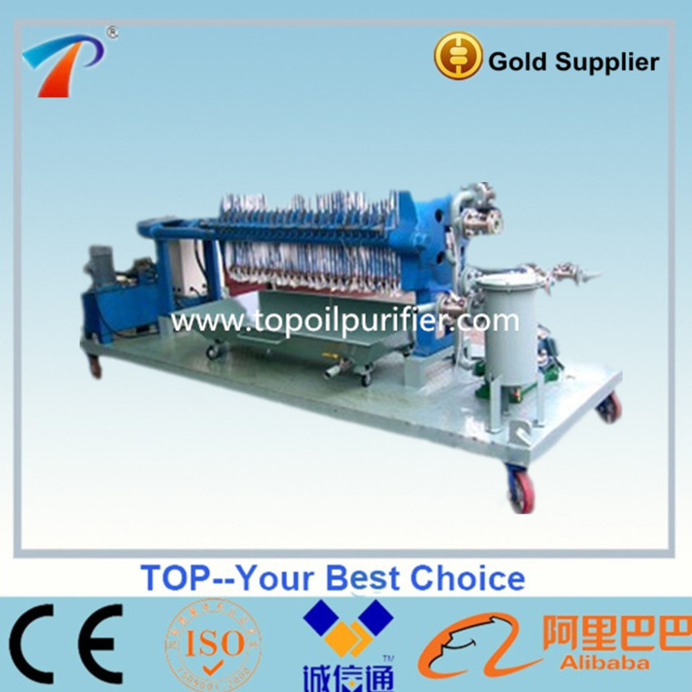 Special Design Waste Cooking Oil Filter Press Unit/Used Hydraulic Oil Filter Press Plant