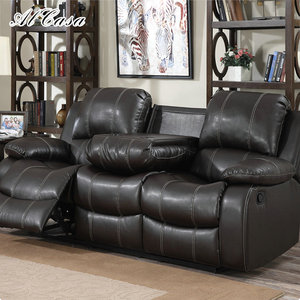 American style modern living room leather sofas uk furniture design two seat sofas