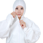 Disposable medical gowns lab jackets
