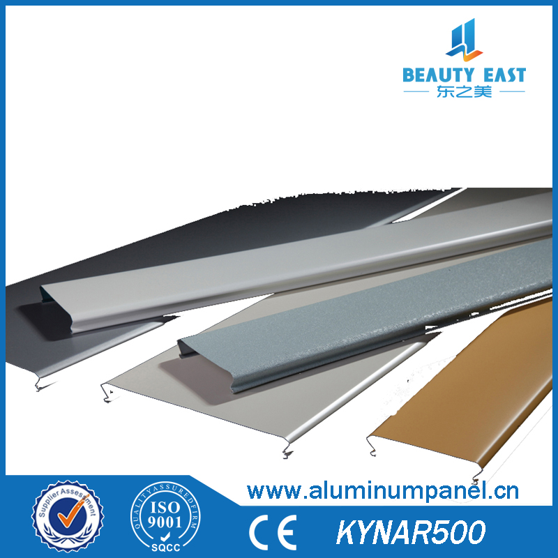 Aluminum C Shaped Strip Interlocking Ceiling Tiles Buy C Shaped