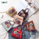 UP-0269J wholesale fashion children girls small sling mini bag ladies body cross bag