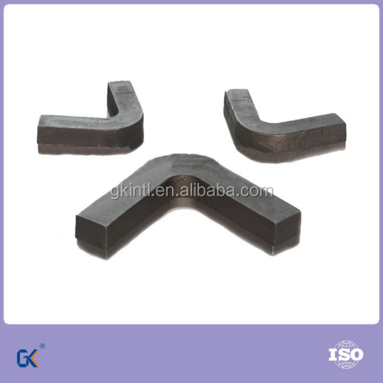 V-shaped Composite white iron wear elbow bar