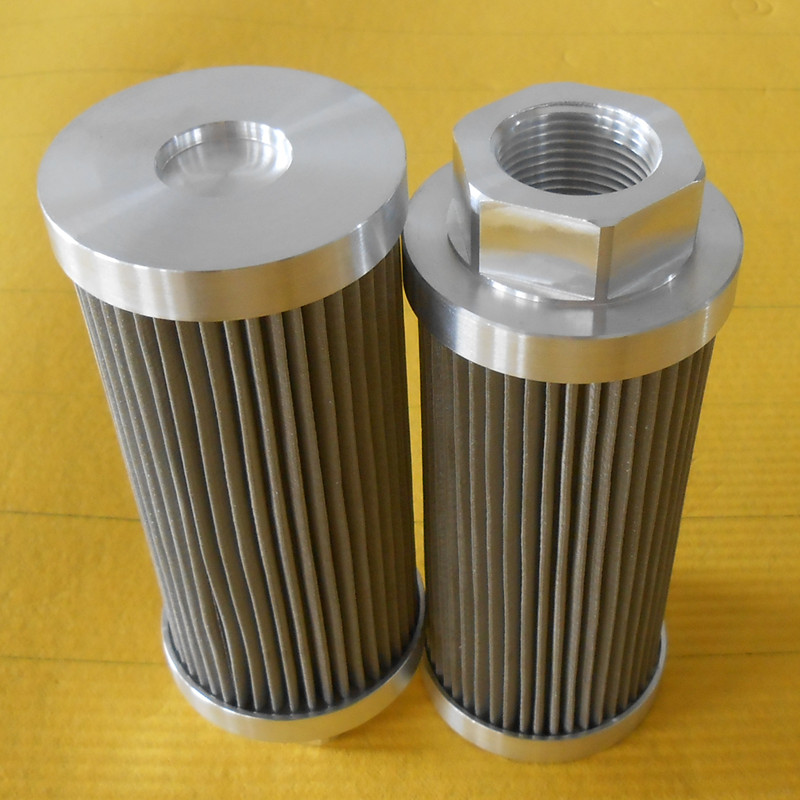 "China suppliers WLXI series connecting thread 1"" WLXI-08-100 hydraulic oil filter"