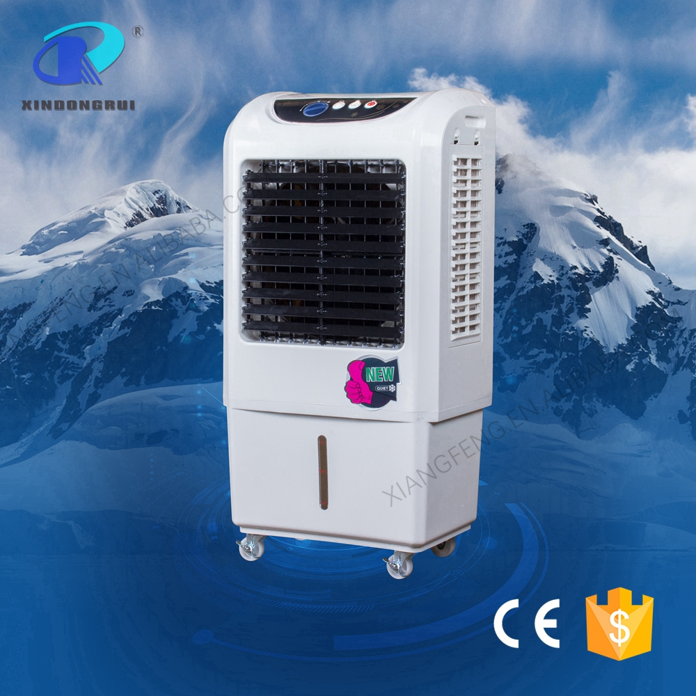 New ABS plastic family mini water evaporative air cooler