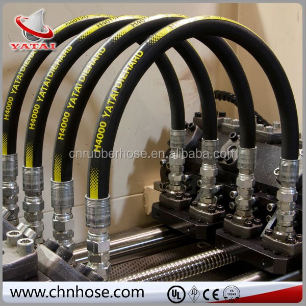 "CHINA 3/8""*50FT Smooth Surface Rubber and PVC Flexible Air Compressor Hose/tube/pipe"