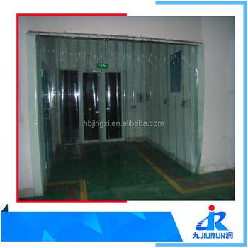 ESD Pvc Plastic Roll Clear Strip Curtains