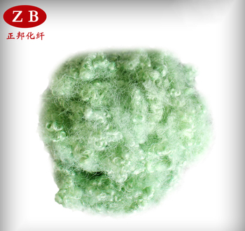 15D HCS /Hollow conjugated silicon polyester staple fiber for filling pillows and quilts and sofa