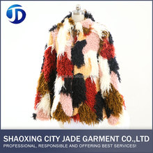 Anti-Wrinkle Quick Dry Winter Coat Faux Fur